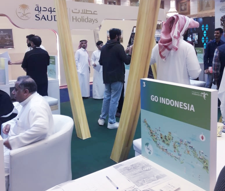 Jeddah Travel and Tourism Exhibition 13-15FEB19